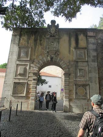 Lisbon, Portugal - St. Jorge's Castle