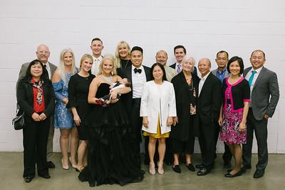 Nguyen & Jones Family
