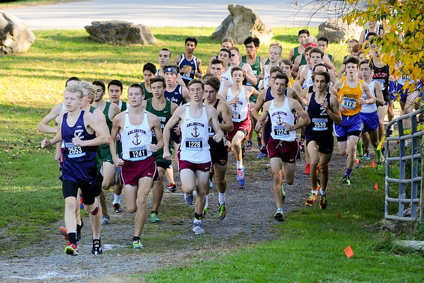 2017 Northern Counties Championship, Bowdoin Park, Oct. 27, 2017