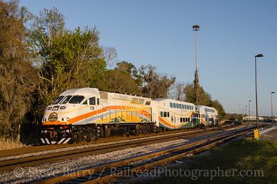 Sunrail Sanford, Florida February 13, 2015