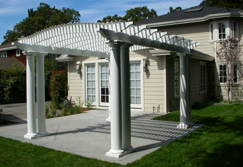 95 - 320231 - Modified Kit Pergola
