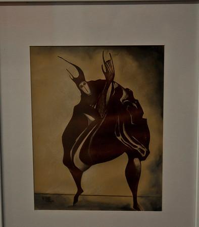 Angels & Demons Art Show