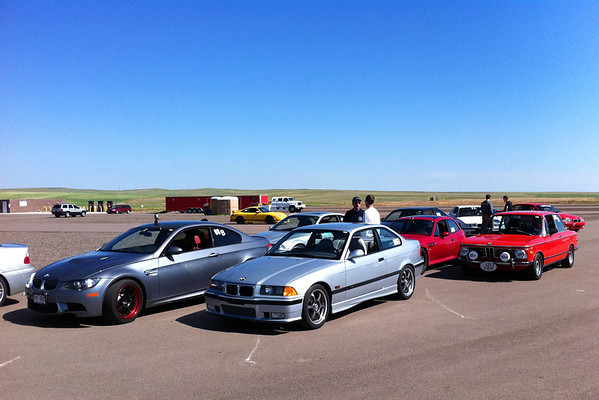 BMW Club Racing School