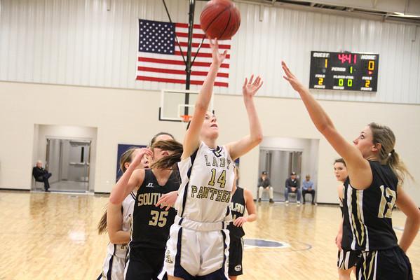 Tiftarea Southland basketball 2-11-2014