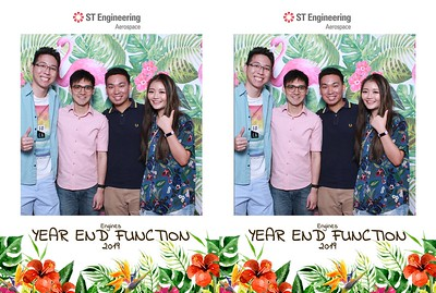 ST Engineerier Year End 2019 Function Photobooth Album