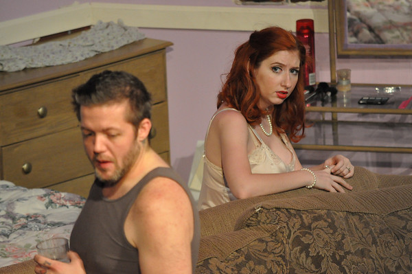 Cat on a Hot Tin Roof Rehearsal - 4/30/2013