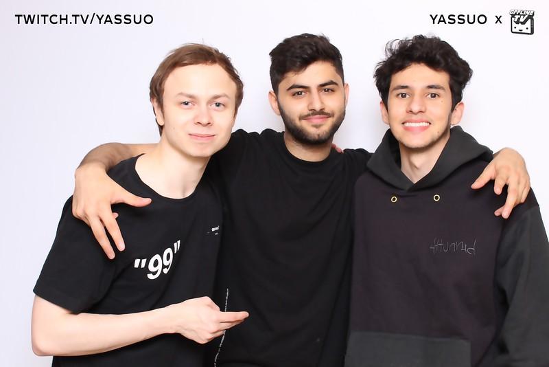 Yassuo Birthday (SkinGlow Booth)
