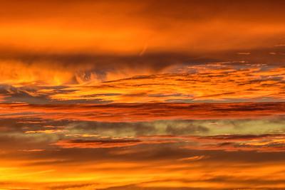 Spain skies - cielos