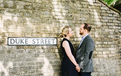 Aaron & Sarah Engagement Shoot