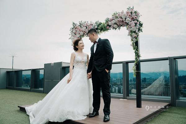 格萊天漾天嵐廳 | 婚攝 | 婚禮紀錄 A & H