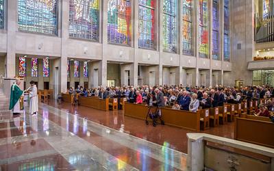 2019 Marriage Anniversary Mass