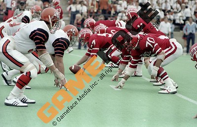 1980-1981 Men's Football