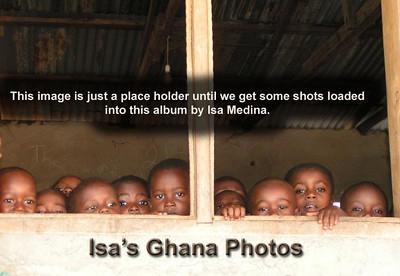 Isa's Ghana Photos