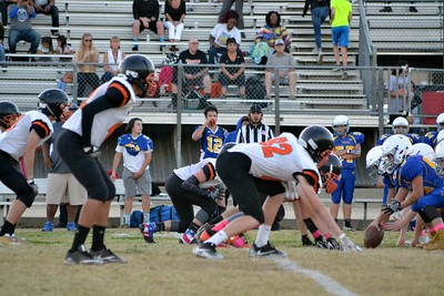 Vacaville at Wood Wildcats - Freshman 2017
