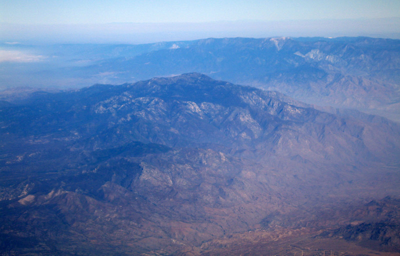 Mount San Jacinto, San Gorgonio Pass