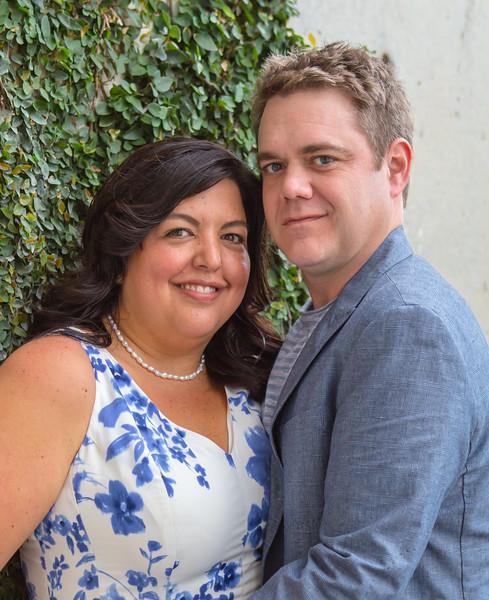 Story of Vanessa & David