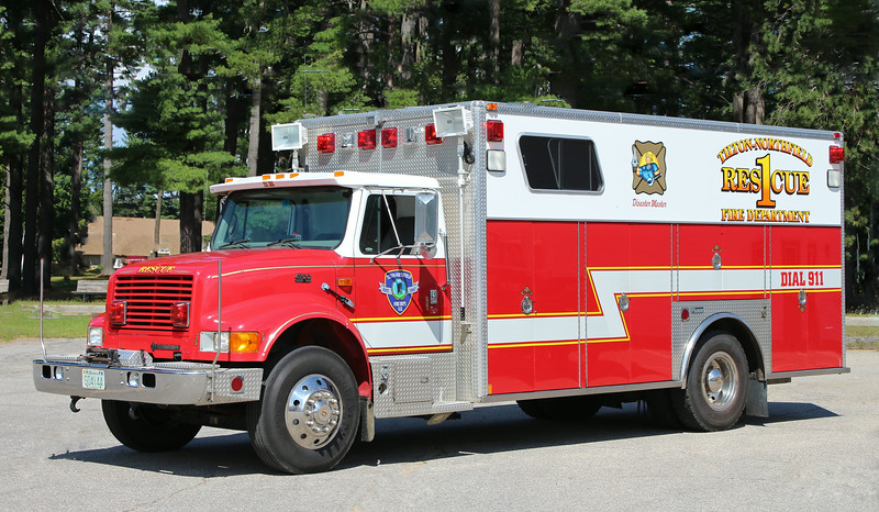 Rescue 1 1999 International / Marion
