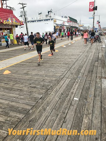 2017 Your First Mud Run Wildwood, NJ 7/29/2017