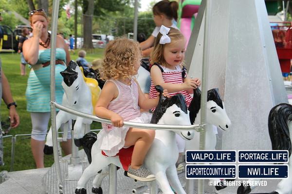 Family 4th Fest Hawthorne Park 2013