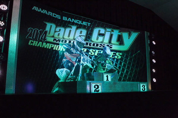 2014 Dade City Motocross Awards Banquet