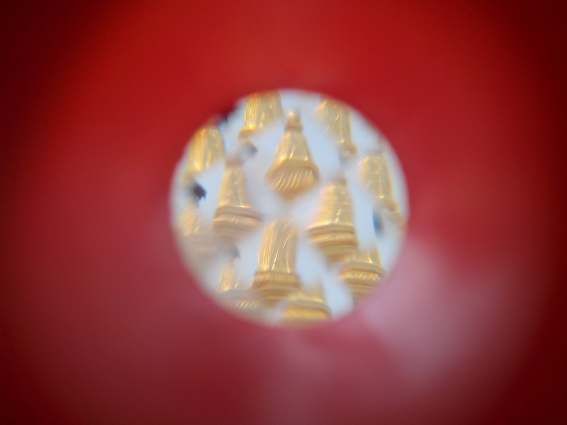 Antennas to Heaven - Modern Thai Style (Grand Palace, Bangkok, Thailand)