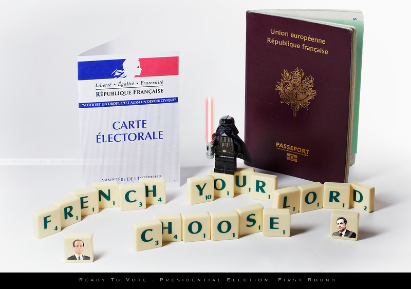 French Presidential election: ready to vote