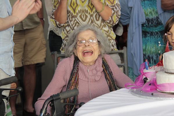 Pat's 90th Birthday Bash