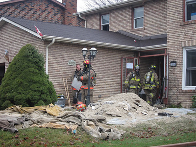 December 15, 2011 - 1st Alarm - 109 Bathgate Dr.