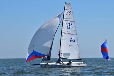 VX #170 Sailing