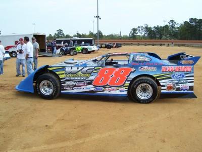 2007 Dirt Track racing