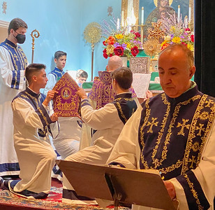 Dallas Welcomes Bishop Daniel (Sep. 26, 2021)