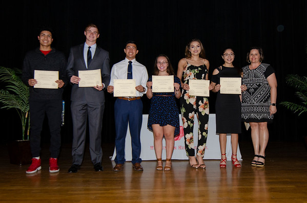 2018 Scholarship Night
