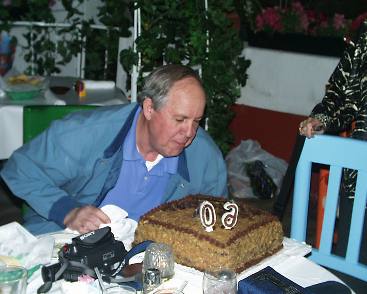 2001-Tommy's 60th