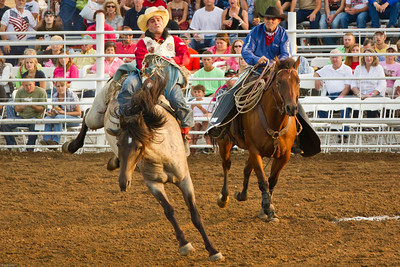 2011 Jaycee Bootheel Rodeo