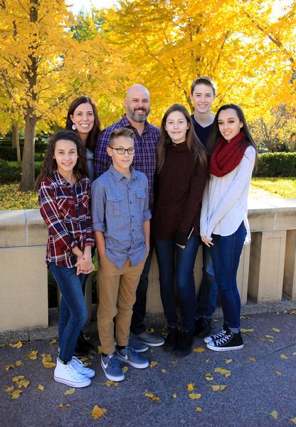 Allain Family 2016