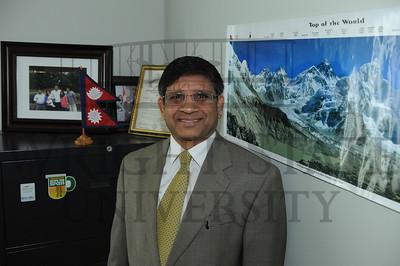 13608 Pramod Kantha Political Science Professor traveling to Nepal 5-12-14