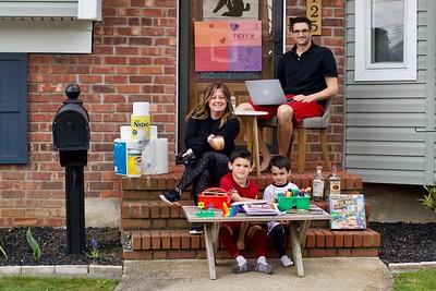 Parkwood Pandemic Porch Portraits