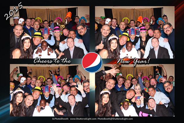 Pepsi 2015 Year End Party
