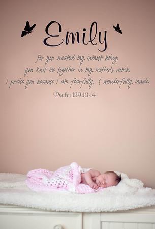Newborn: Emily
