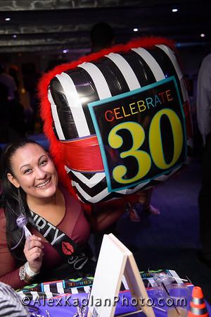 Monica Weaver 30th Birthday Party
