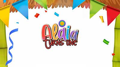 24.04 Alaia's 1st Birthday