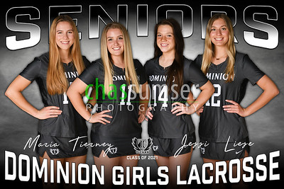 2021 Dominion Girls Lacrosse