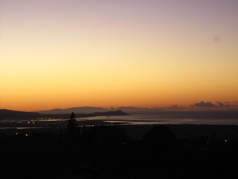 Hawaii - Sunset from Home-7.JPG