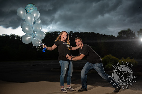 Josh and Erica Gender Reveal