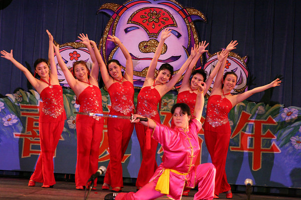 Sacramento Chinese New Year Celebration