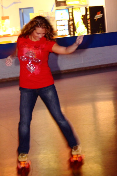 07.16.09 - Paylocity Roller Skating