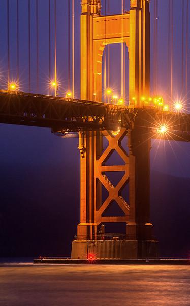 Golden Gate Legs