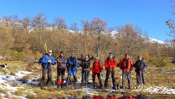 Ski Touring Training Day