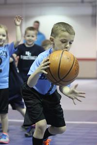 Jackson @ Basketball