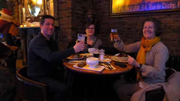 Indtryk fra Dublin i december 2011